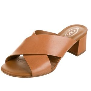 TODS Sandals!